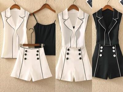 3 piece Fashion shirts