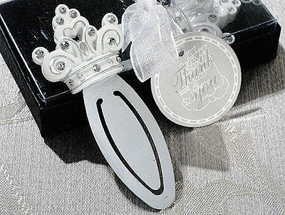 Crown Book Mark