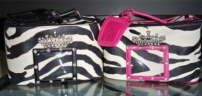 Zebra Makeup Case
