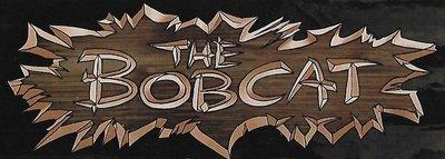 The Bobcat Vinyl Decal