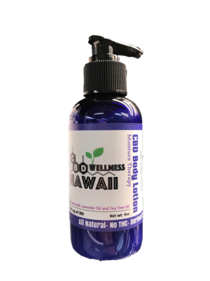 CBD Lotion 500mg of CBD