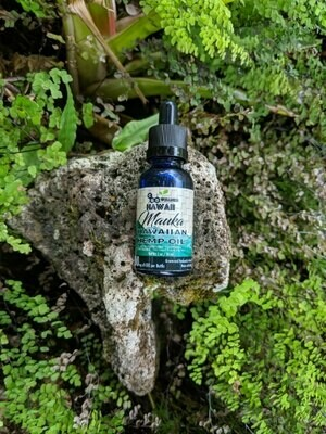 Hawaiian Hemp Oil Mauka 1000mg