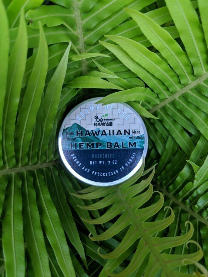 Hawaiian Hemp Balm