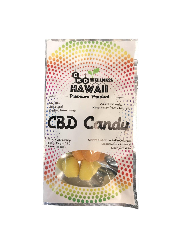 CBD Candy 10mg per piece