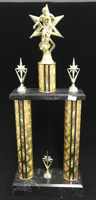 2 Post Trophy, 24
