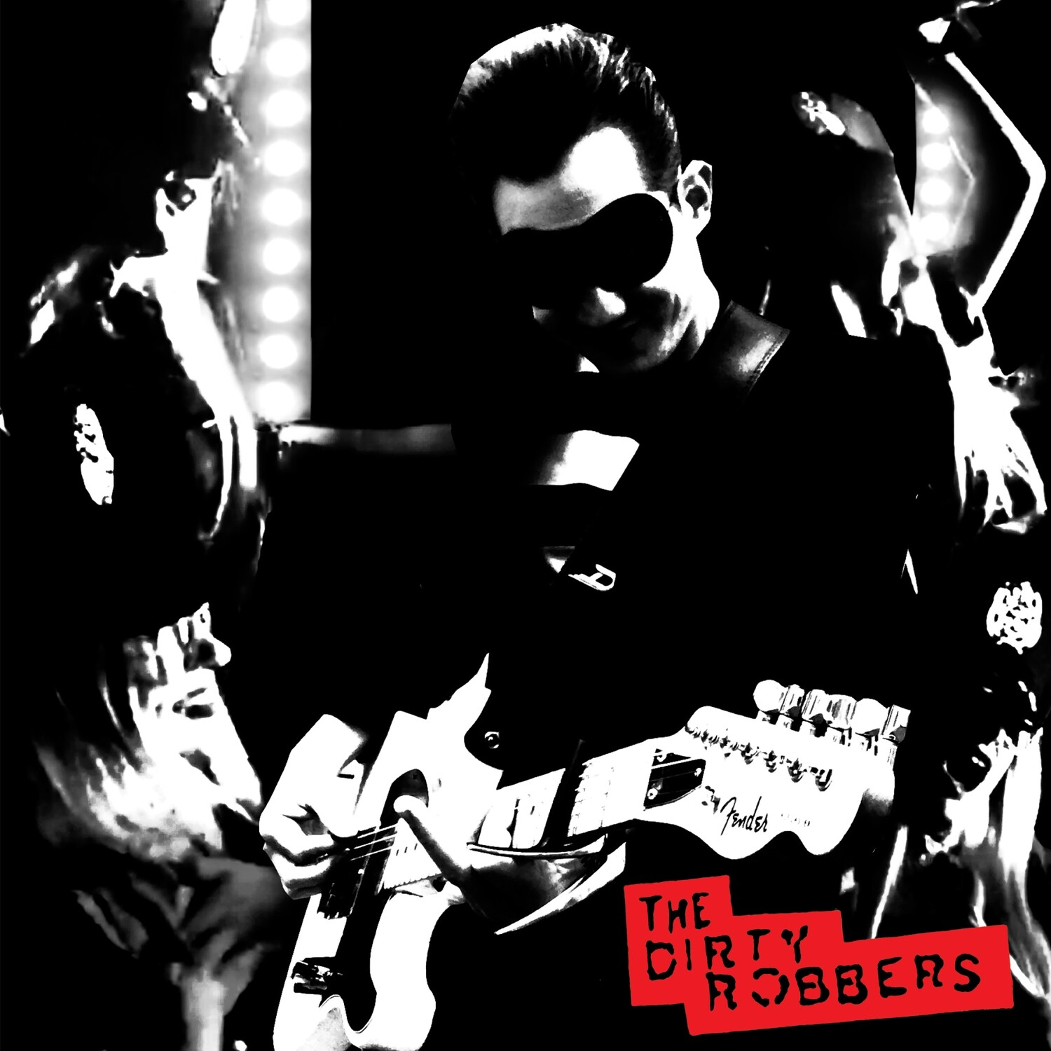 The Dirty Robbers-Do You Love Me 7-inch vinyl