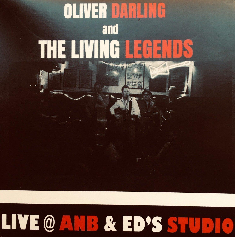 The Living Legends-Live & @ Ed's Studio