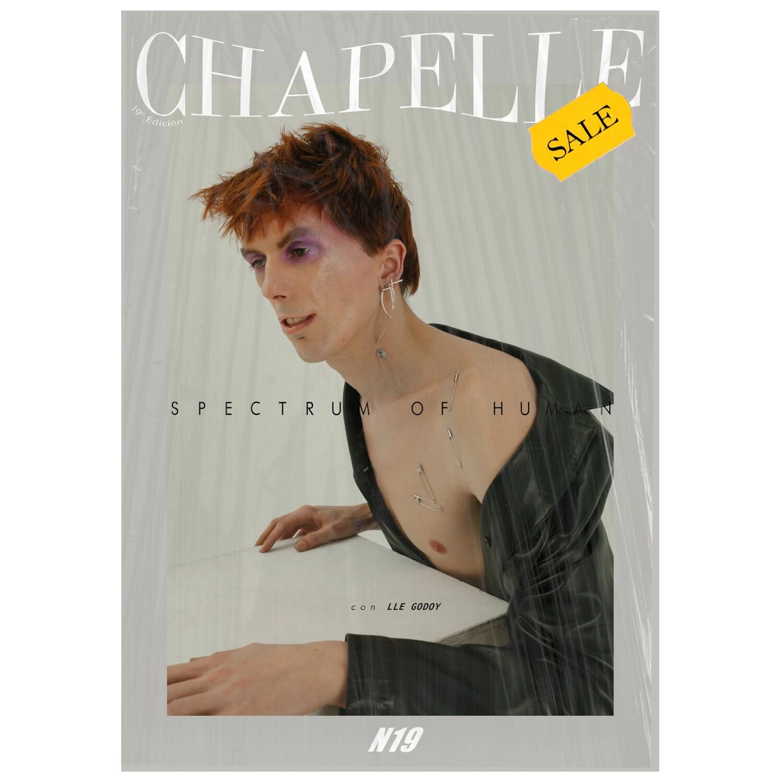 CHAPELLE N19 - SPECTRUM OF HUMAN