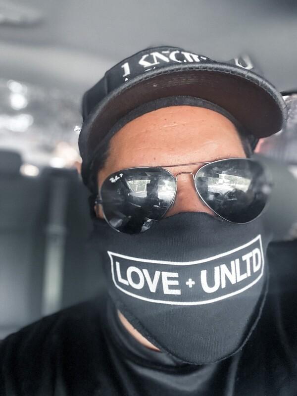 LOVE+UNLTD MASK