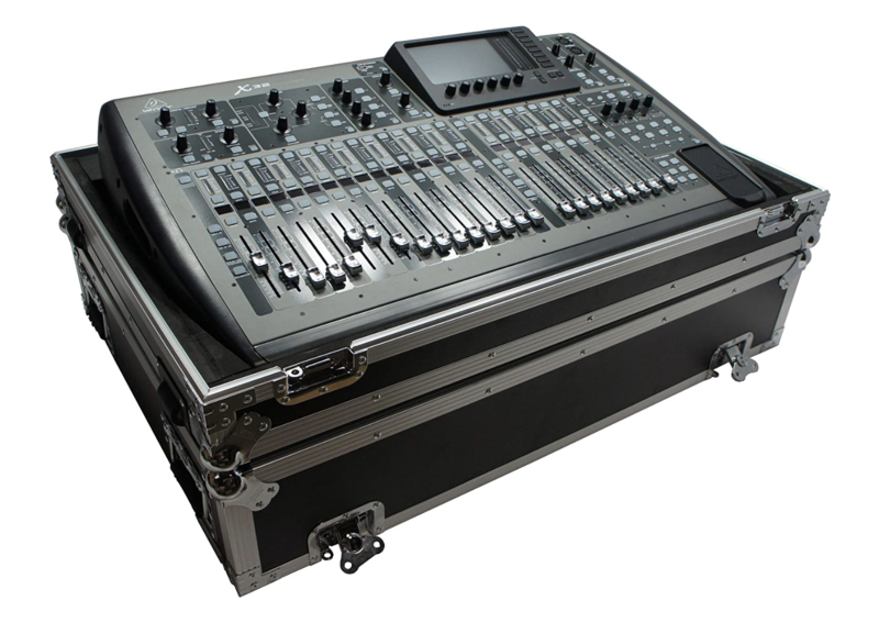 Road Custom Case Compatible with Behringer X32 Full Size