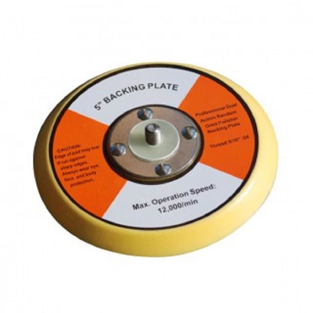 Soft Buff DA Polisher Backing Plate