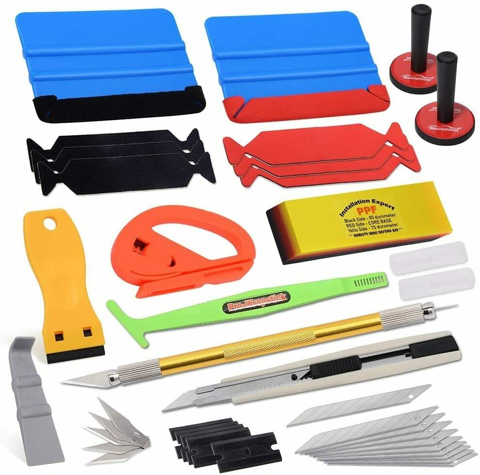 Set de herramientas para PPF