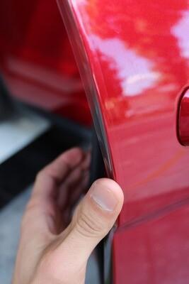 Protección filo de puertas (4 tiras de 80cm*10.16mm)