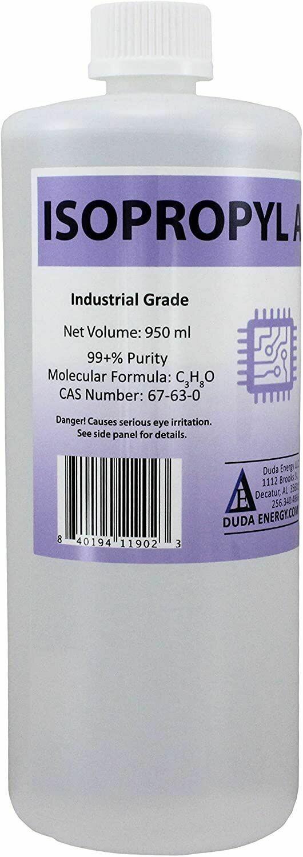 Alcohol Isopropílico 250 ml