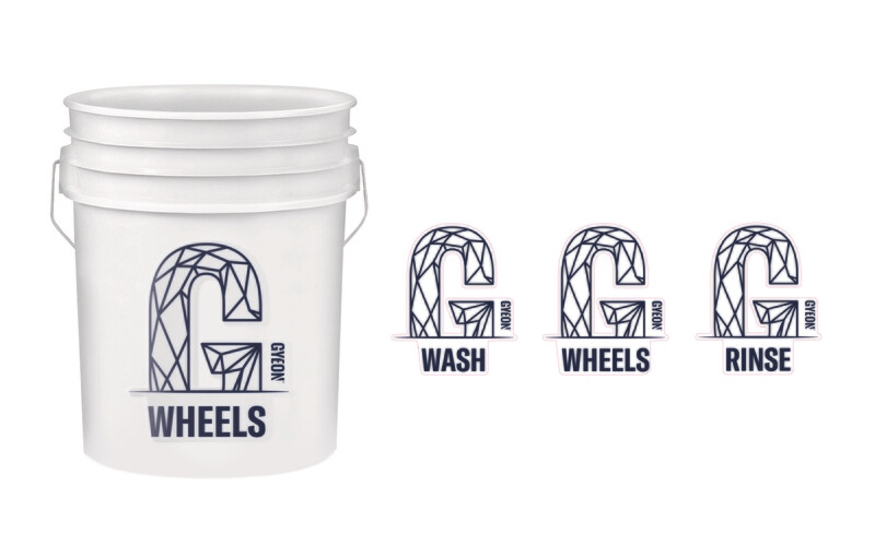 (Baldes) Wash Bucket Stickers