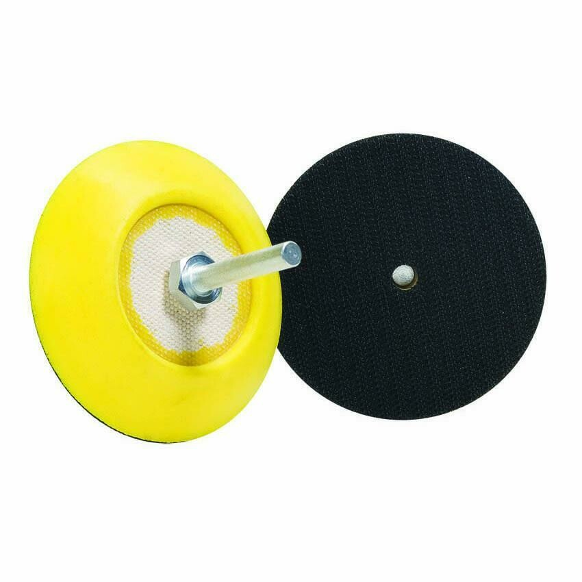 "3"" Flex Edge D.A & Drill Backing Plate"