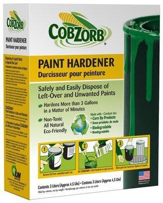 CobZorb® Paint Hardener 4.5 lb. Box