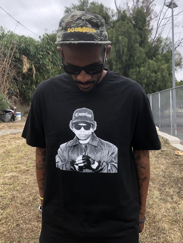 """Eazy"" tee black"