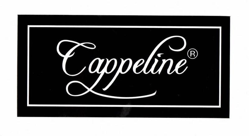 """Script"" logo sticker"