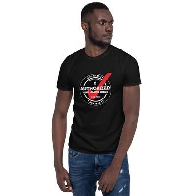 KJV 1611 God said it and that settles it T-Shirt