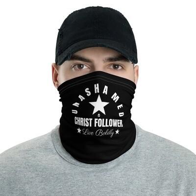 I'd Rather Have Jesus  &  Unashamed Neck Gaiter Face Mask Dual