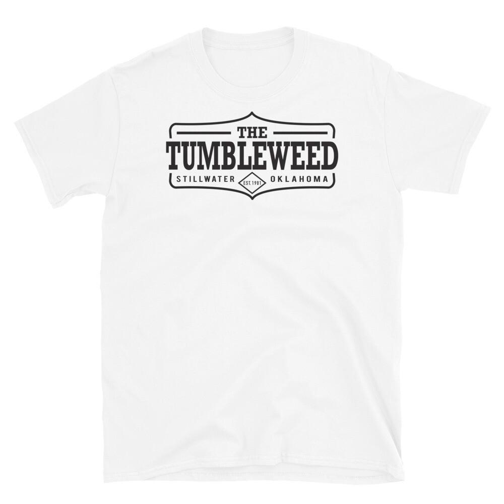 Old Tumbleweed logo Short-Sleeve Unisex T-Shirt