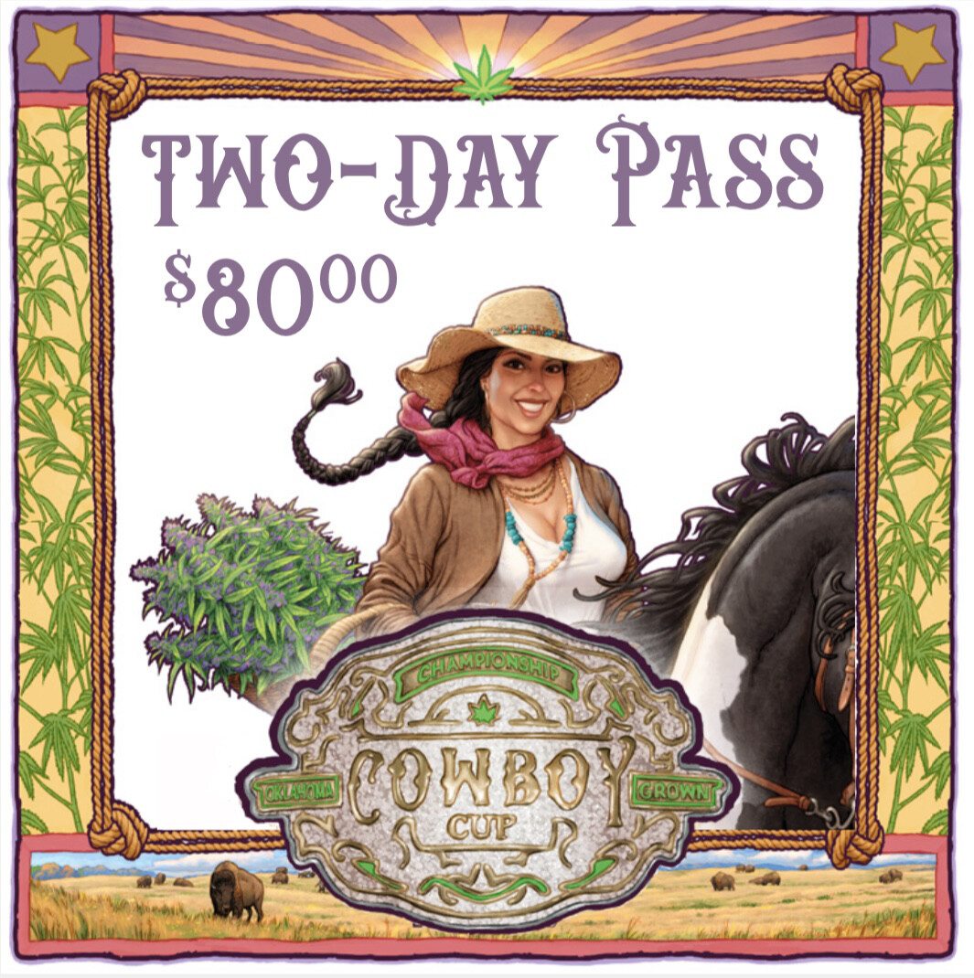 Cowboy Cup - Two Day Ticket