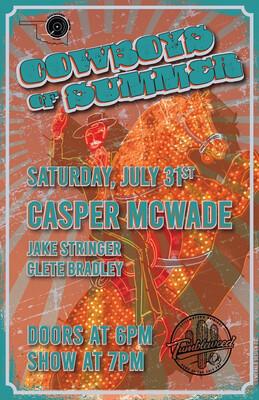 Cowboys of Summer Saturday July 31st 2021
