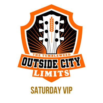 """OCL"" Outside City Limits 2021 VIP SATURDAY Ticket - $100.00"
