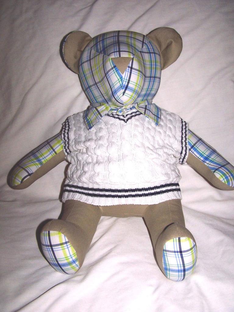 Custom Carrie Bear 002