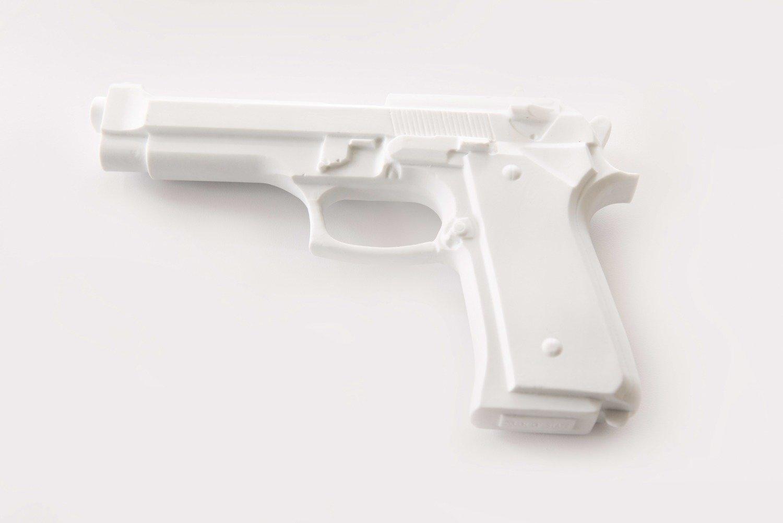 Colt M1911 #sansgachette - Porcelaine
