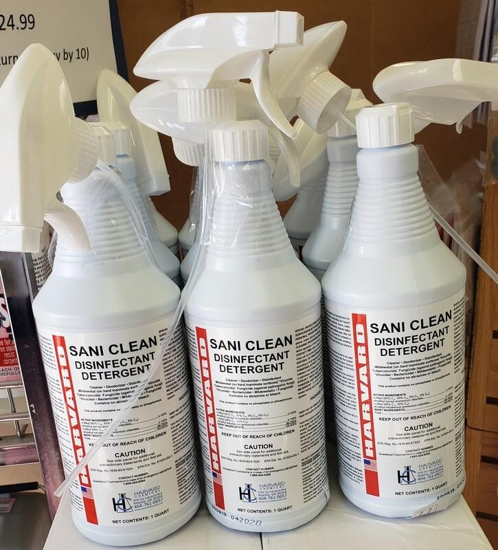 Sani Clean Virucidal Disinfectant