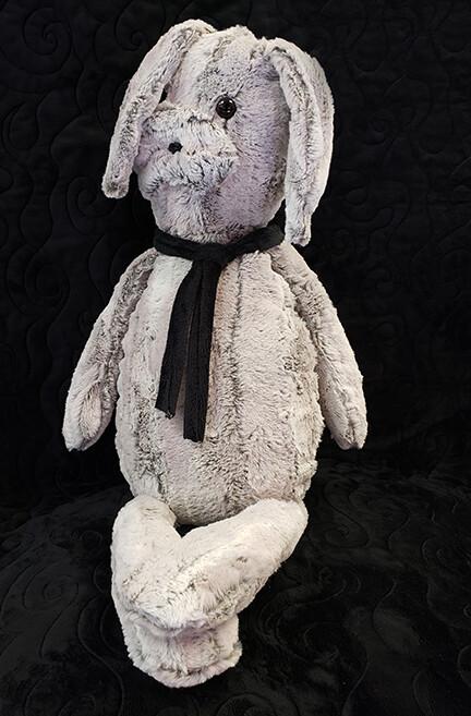 Comfort Bunny Cuddle Kits w/ Shannon Fabrics Luxe Cuddle Fur Fabric Options