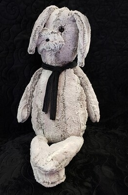 Comfort Bunny Cuddle Kits w/ Shannon Fabrics Luxe Cuddle Fur Fabric Options