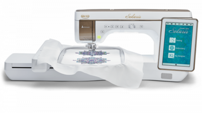 Baby Lock Solaris Sewing & Embroidery Machine