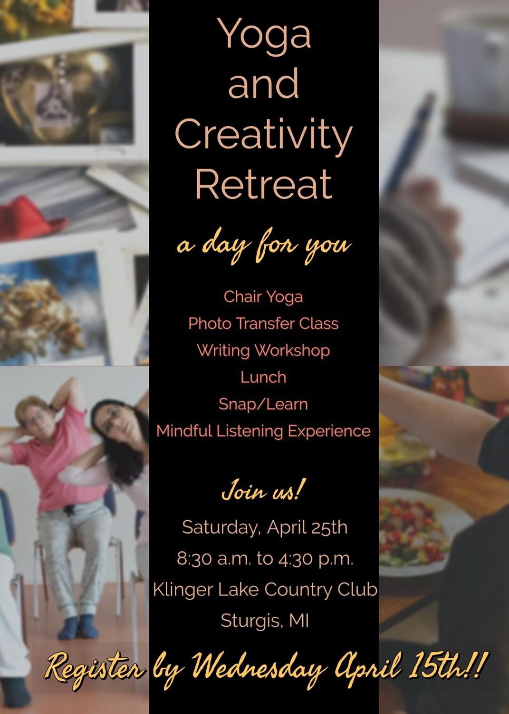 Yoga and Creativity Retreat