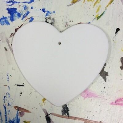 Large Heart Ornament