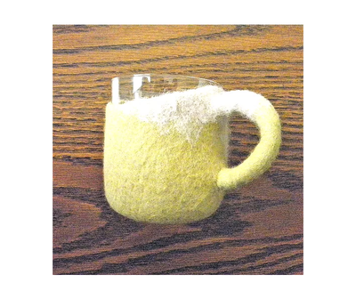 Wool Mug Holder