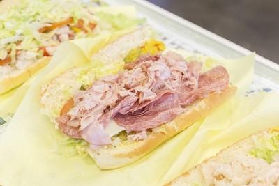 The Bodacious-Ham and Salami