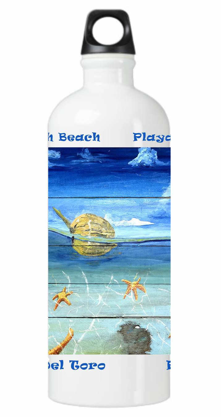 Starfish Beach Water Bottle