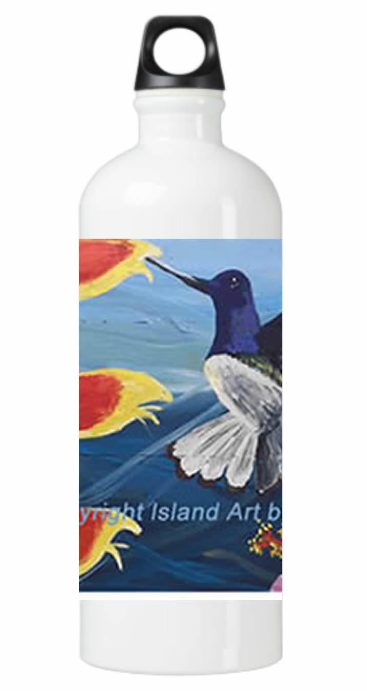 Hummingbird Water Bottle