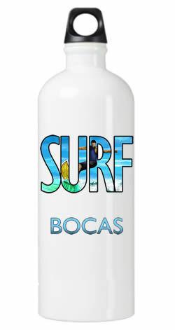 Surf Bocas Water Bottle