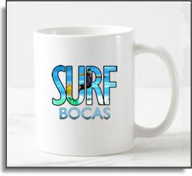 Surf Bocas Mug