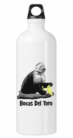 Monkey Business Water Bottle