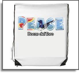 Peace Bocas del Toro Backpack