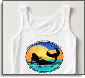 Tranquilo Ocean T-Shirts & Tanks