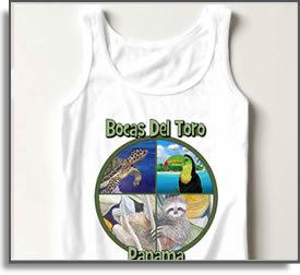Natural Bocas  T-Shirts & Tanks