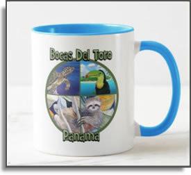 Natural Bocas Mug