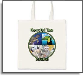Natural Bocas Tote Bag