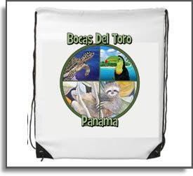 Natural Bocas Backpack